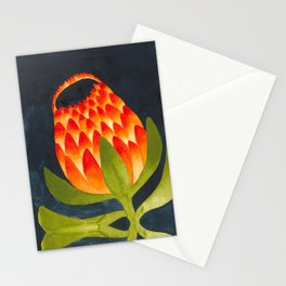 Floral symmetry 1. Stationery Cards