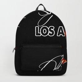 Los Alamos New Mexico Guita Music is like that retro Custom Backpack