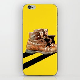 At the end of the road iPhone Skin