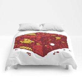 Iron Man - Recycling Comforters