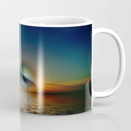 fashion surreal -2- Coffee Mug