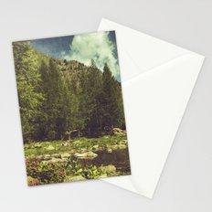 Alpine Idyll Stationery Cards