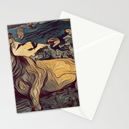 """"""" Preying """" Stationery Cards"""