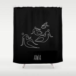 Siesta Shower Curtain