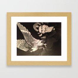 Kazakh Framed Art Print