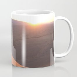 Sunrise from Dune 45 Coffee Mug
