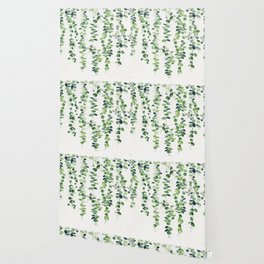 Eucalyptus Garland  Wallpaper