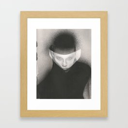 Realizing The Strength of Your Power Framed Art Print