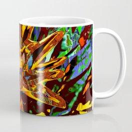 floral technique Coffee Mug