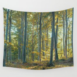 morton combs 04 Wall Tapestry