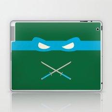 Blue Ninja Turtles Leonardo Laptop & iPad Skin