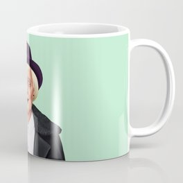 Hipstory -  Angela Merkel Coffee Mug