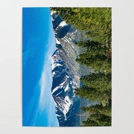 Mammoth Lakes Area, California Poster