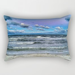 The elements came to me Rectangular Pillow