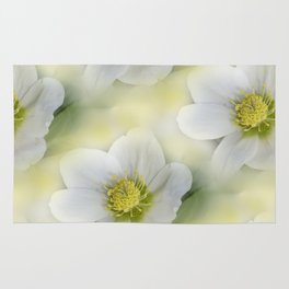 flowers -10- seamless pattern Rug