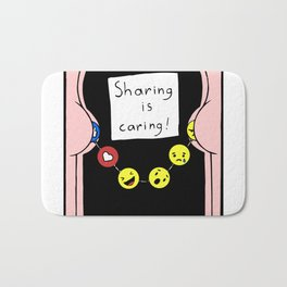 Sharing is caring! Bath Mat