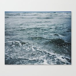 Arctic Waters Canvas Print