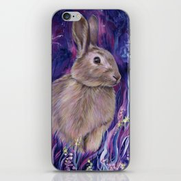 Rabbit Spirit iPhone Skin