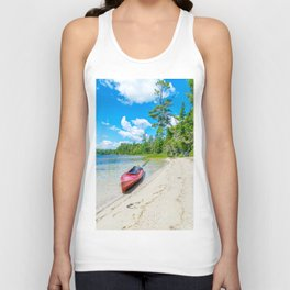 Washed Ashore Unisex Tank Top