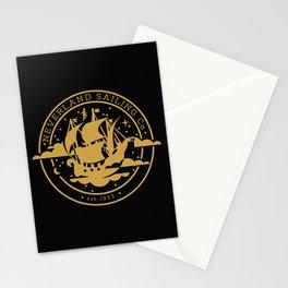Neverland Sailing Co. Stationery Cards
