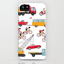 Things that Move! iPhone Case