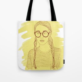 Ms Sunshine Tote Bag