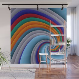 spirals are beautiful -01- Wall Mural