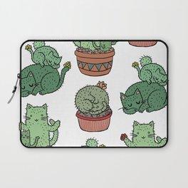 Cactus Cats Laptop Sleeve