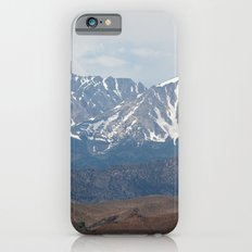 There In The Mountains (Sierra Nevadas, California) iPhone 6s Slim Case