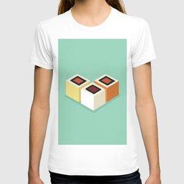 California Cubes T-shirt