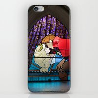 sleeping beauty iPhone & iPod Skins featuring Sleeping Beauty  by MargaHG