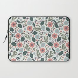 Blush Blooms Laptop Sleeve