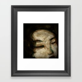 ericka Framed Art Print