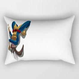Shadowcat Rectangular Pillow