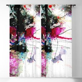 Feeling The Music 30 by Kathy Morton Stanion Blackout Curtain