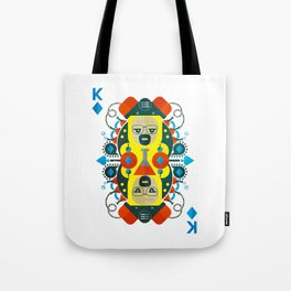 Heisenberg fan art Tote Bag