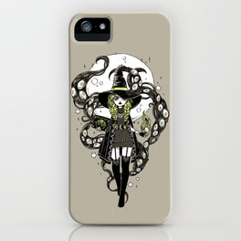 Walpurgis Night iPhone Case