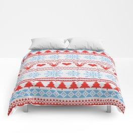 Ugly Christmas Design Comforters