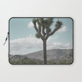 Joshua Tree On A Calm Cool Day Laptop Sleeve
