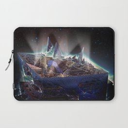 Departure from Delica-1 Laptop Sleeve