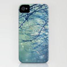 Silent Night  iPhone (4, 4s) Slim Case