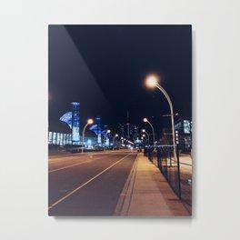 Night in Toronto Metal Print