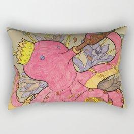 octopus king light Rectangular Pillow