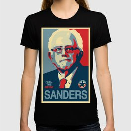 Feel the Bern! T-shirt