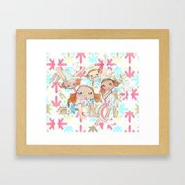 Joy! Framed Art Print