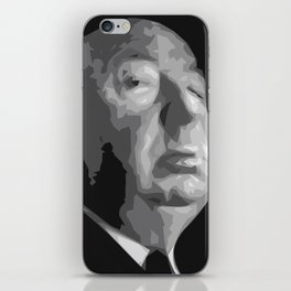 Alfred Hitchcock iPhone Skin