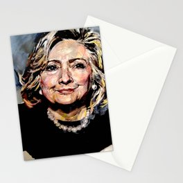 HILLARY CLINTON OFFICIAL PORTRAIT Stationery Cards