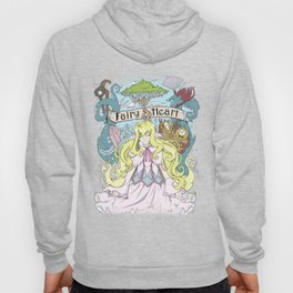 Mavis - The Fairy Heart Hoody