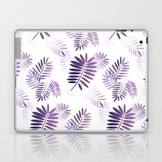 Purple Tropics Laptop & iPad Skin
