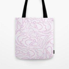 Pastel Pattern I Tote Bag